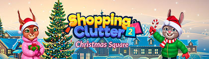 Shopping Clutter 2: Christmas Square screenshot