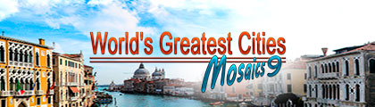 World's Greatest Cities Mosaics 9 screenshot