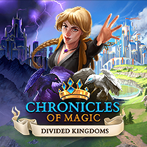 image for Chronicles of Magic - Divided Kingdoms