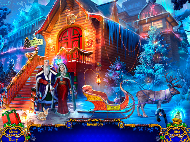 Yuletide Legends: The Brothers Claus Collector's Edition large screenshot