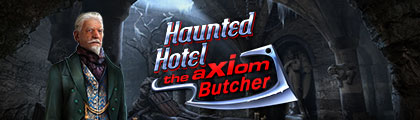 Haunted Hotel: The Axiom Butcher screenshot