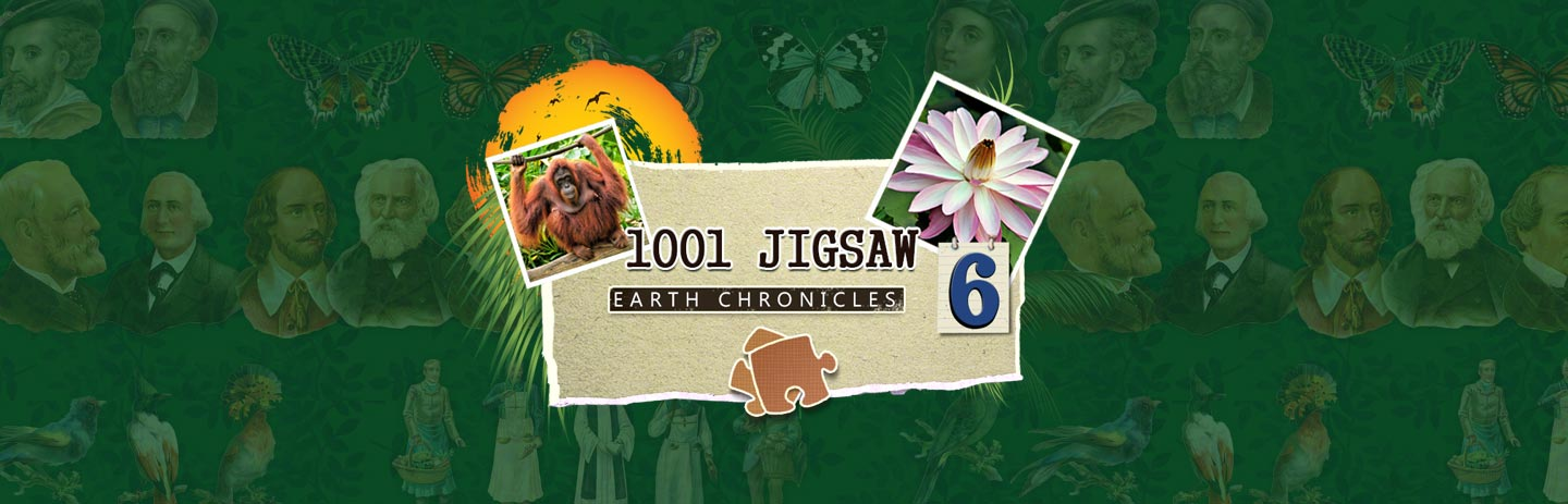 1001 Jigsaw - Earth Chronicles 6