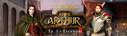 The Chronicles of King Arthur: Ep.1 - Excalibur screenshot