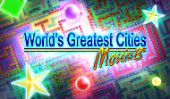 World's Greatest Cities Mosaics 8