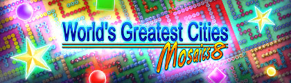 World's Greatest Cities Mosaics 8 screenshot