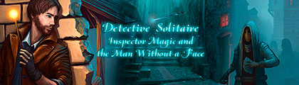 Detective Solitaire Inspector Magic And The Man Without A Face screenshot