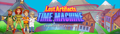 Lost Artifacts - Time Machine Collector's Edition screenshot