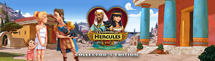 12 Labours of Hercules VIII: How I Met Megara Collector's Edition screenshot