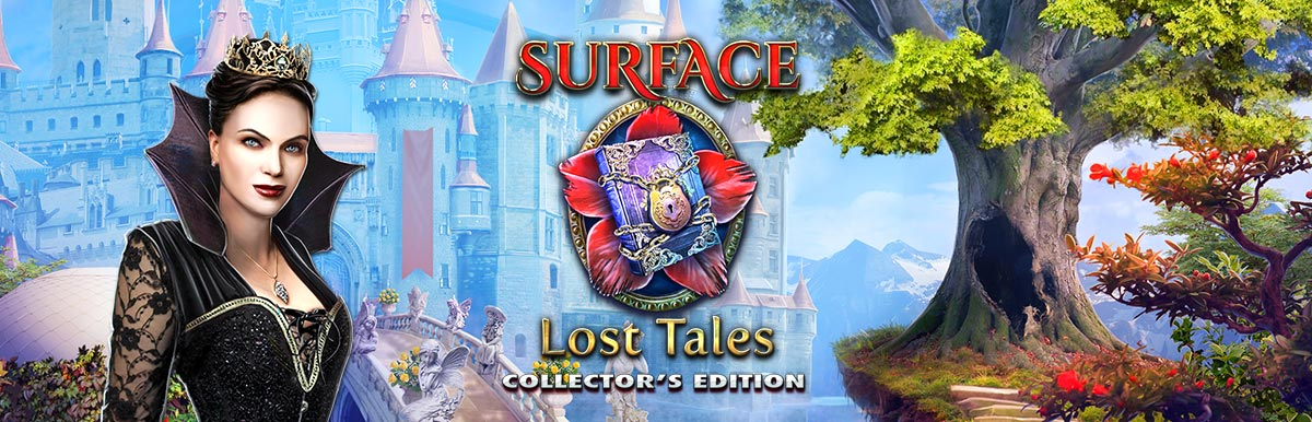 Surface: Lost Tales Collector's Edition