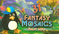 Fantasy Mosaics 31: First Date