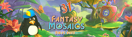 Fantasy Mosaics 31: First Date screenshot