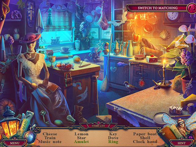 The Keeper of Antiques: The Revived Book Collector's Edition large screenshot