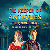 image for The Keeper of Antiques: The Revived Book Collector's Edition