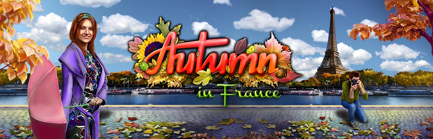 4 Seasons - Autumn in France