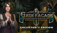 Grim Facade: Monster in Disguise Collector's Edition