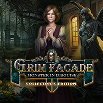 image for Grim Facade: Monster in Disguise Collector's Edition