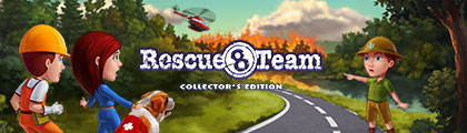 Rescue Team 8 - Collector's Edition screenshot