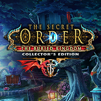 image for The Secret Order: The Buried Kingdom Collector's Edition