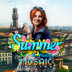 4 Seasons - Summer in Italy - Mosaic Edition