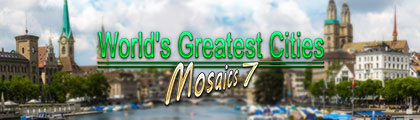 World's Greatest Cities Mosaics 7 screenshot