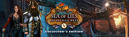 Sea of Lies: Leviathan Reef Collector's Edition screenshot