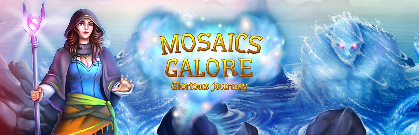 Mosaics Galore Glorious Journey