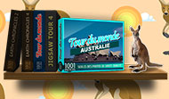 1001 Jigsaw World Tour - Australian Puzzles