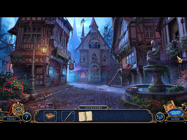 Mystery of the Ancients: Mud Water Creek Collector's Edition large screenshot