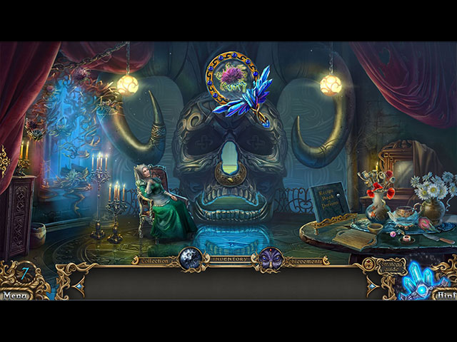 Spirits of Mystery: Family Lies Collector's Edition large screenshot