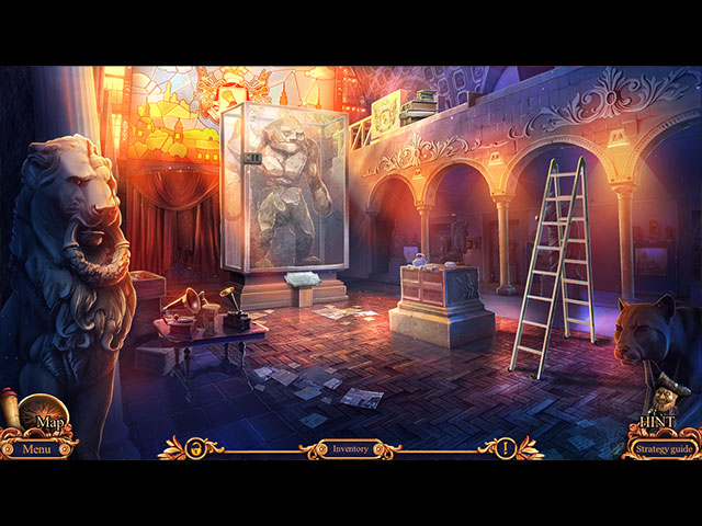 Royal Detective: Legend Of The Golem large screenshot