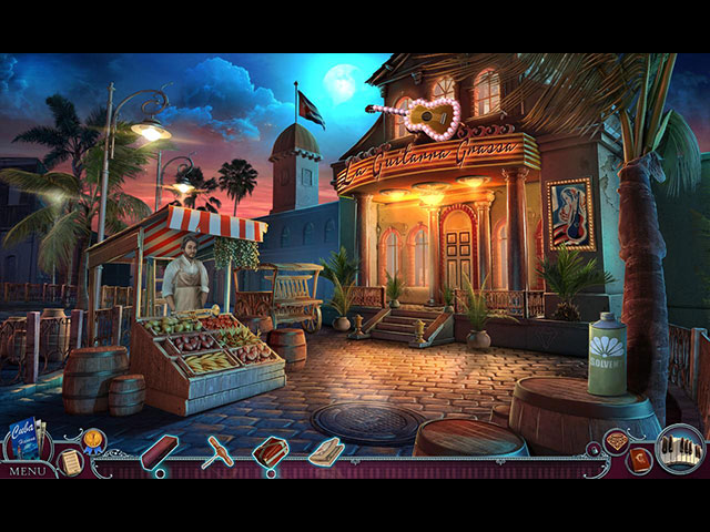 Cadenza: Havana Nights Collector's Edition large screenshot