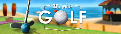 3D Mini Golf screenshot