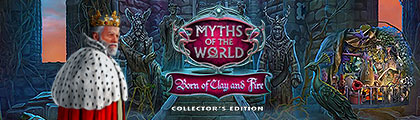 Myths of the World: Born of Clay and Fire Collector's Edition screenshot