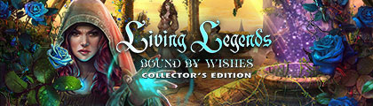 Living Legends: Bound by Wishes Collector's Edition screenshot