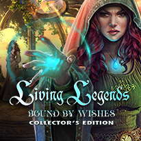 image for Living Legends: Bound by Wishes Collector's Edition