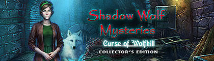Shadow Wolf Mysteries: Curse of Wolfhill Collector's Edition screenshot