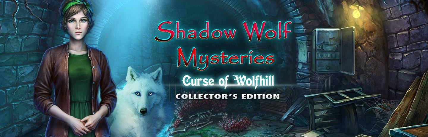 Shadow Wolf Mysteries: Curse of Wolfhill Collector's Edition