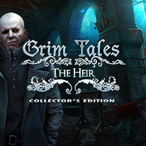 image for Grim Tales: The Heir Collector's Edition