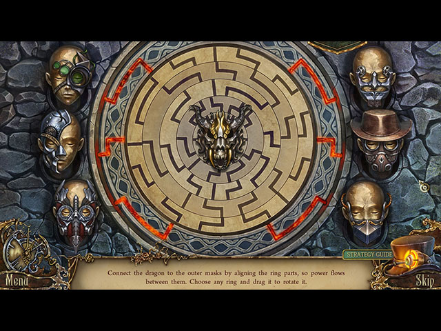 PuppetShow: The Face of Humanity Collector's Edition large screenshot