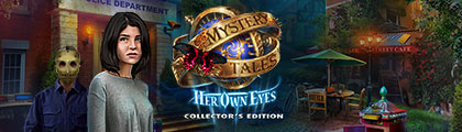 Mystery Tales: Her Own Eyes Collector's Edition screenshot