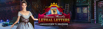 Danse Macabre: Lethal Letters Collector's Edition screenshot