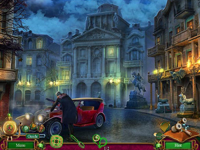 Danse Macabre: Lethal Letters Collector's Edition large screenshot