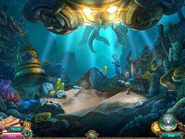Sea of Lies: Beneath the Surface Collector's Edition large screenshot