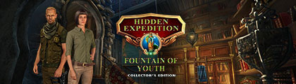 Hidden Expedition: The Fountain of Youth Collector's Edition screenshot