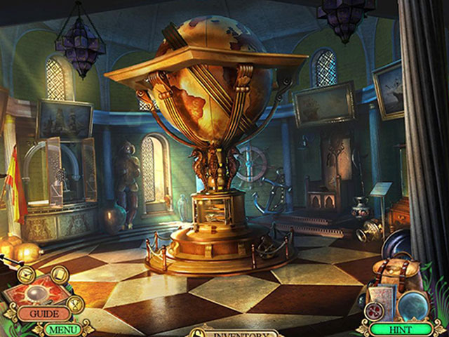 Hidden Expedition: The Fountain of Youth Collector's Edition large screenshot