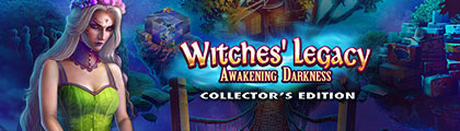 Witches' Legacy: Awakening Darkness Collector's Edition screenshot