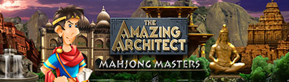 Mahjong Masters - The Amazing Architect screenshot