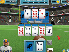 Touch Down Football Solitaire thumb 1