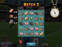 Touch Down Football Solitaire thumb 2