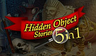 Hidden Object Stories 5 in 1